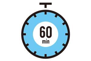 バイナリーオプションの1時間取引の特徴